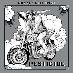 Pesticide EP Monkey Speedway Front Side View