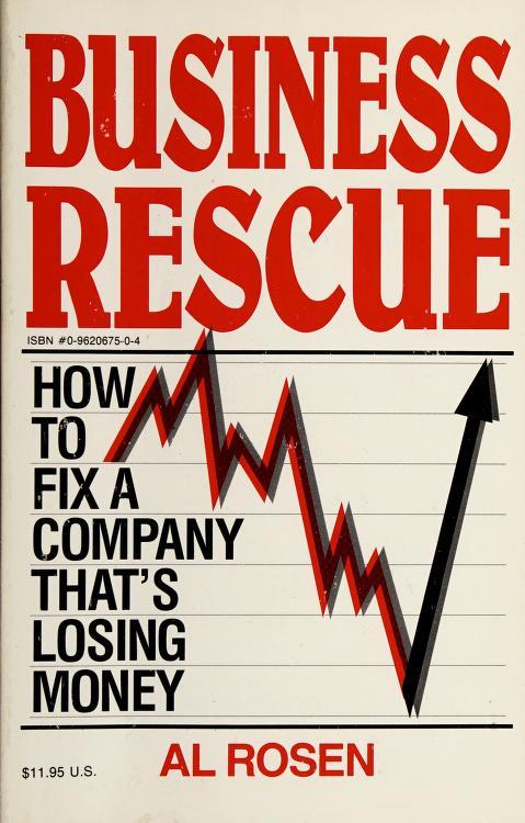 Business Rescue by Al Rosen
