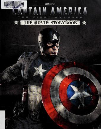 Cover of: Captain America, the first avenger | Elizabeth Rudnick