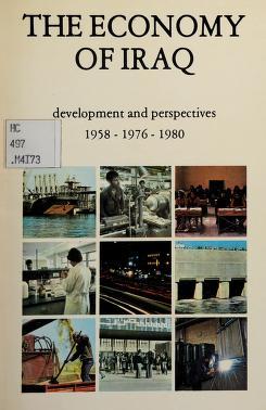 Cover of: The economy of Iraq | Iʾlām.