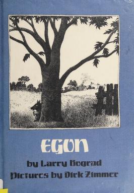 Cover of: Egon   Larry Bograd