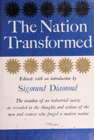 The Nation transformed by Sigmund Diamond