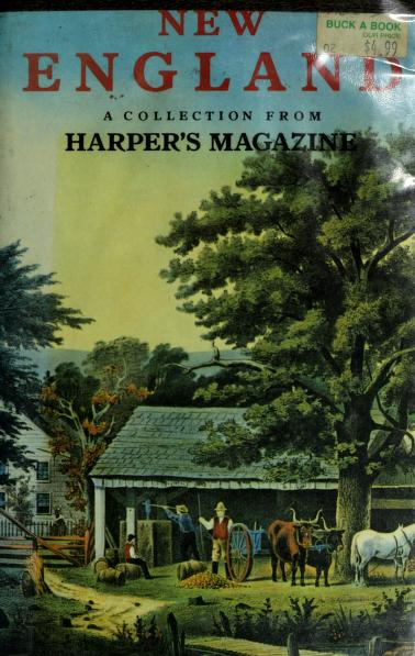 New England : a collection from Harper's magazine by