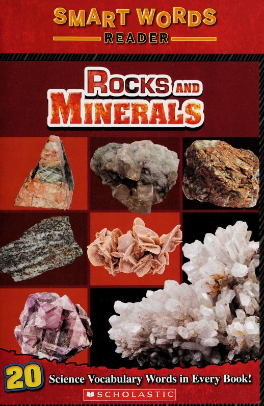 Rocks and minerals by Judith Bauer Stamper