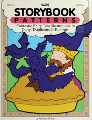 Cover of: Storybook Patterns | Marilynn Barr